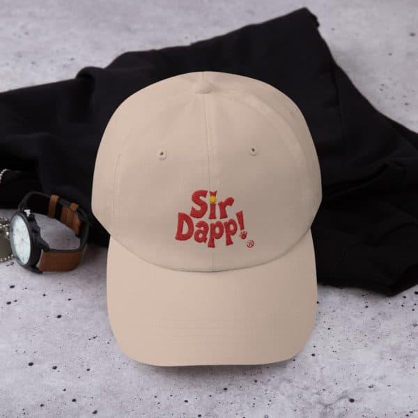 Sir Dapp! Stone Cap